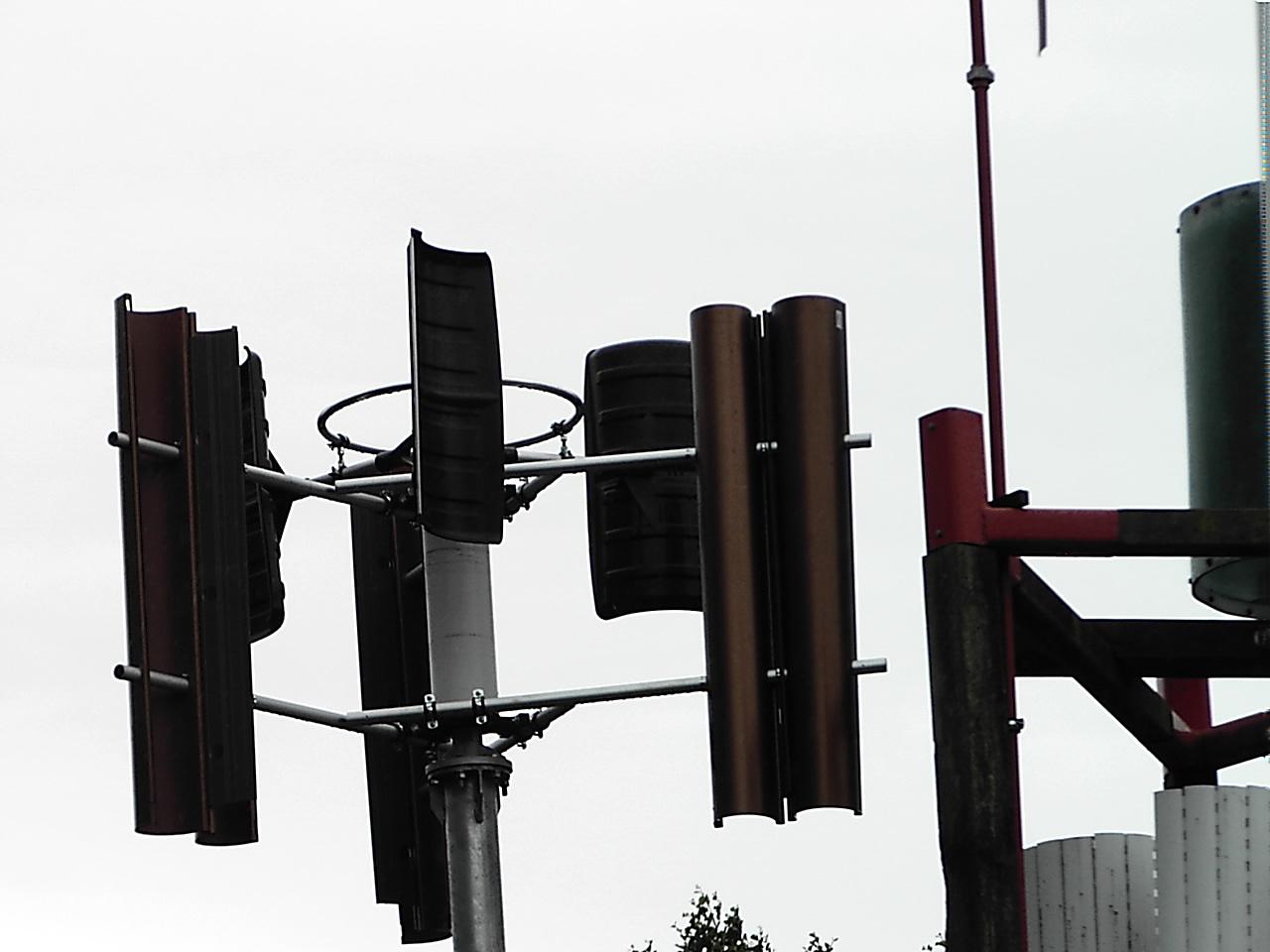 Vertikal Windanlagen Www Kleinwindanlagen De